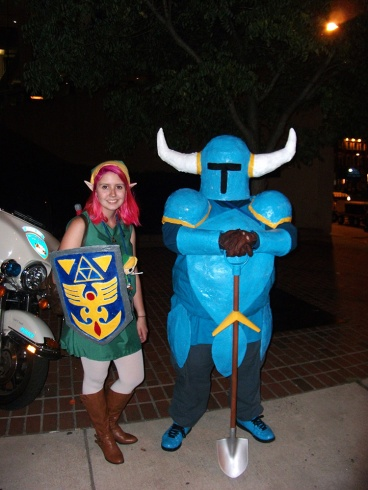 otakon2014-linkshovelknight